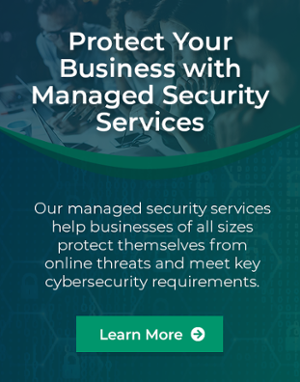 What Are the Benefits of Managed Security Services?