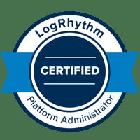 LogRhythm-LRPA-Platform-Admin-Badge