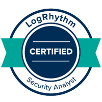 LogRhythm-LRSA-Security-Analyst-Bagde