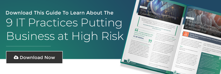 9-it-practices-putting-businesses-at-high-risk