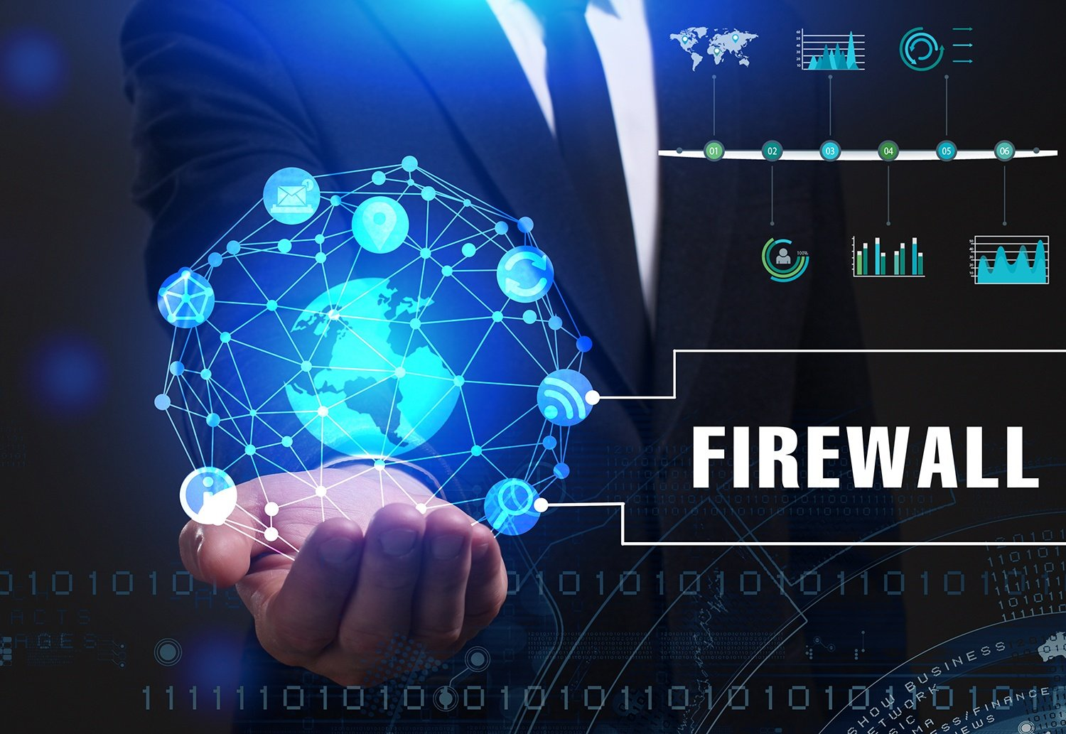 The Different Types of Firewall Architectures